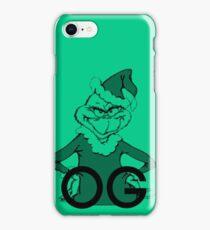OG Grinch iPhone Case/Skin