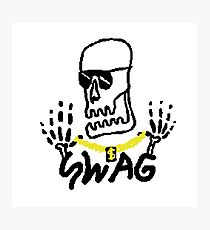 swag skelly Photographic Print