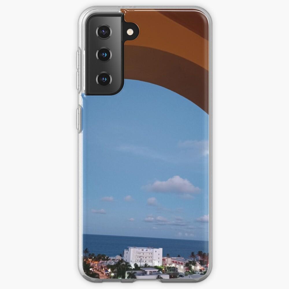 Daylighting Art Samsung Galaxy Phone Case