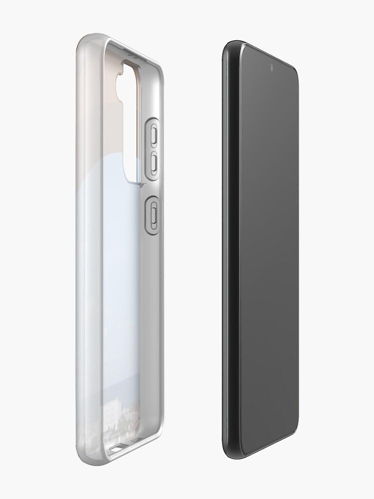 Alternate view of Daylighting Art Samsung Galaxy Phone Case