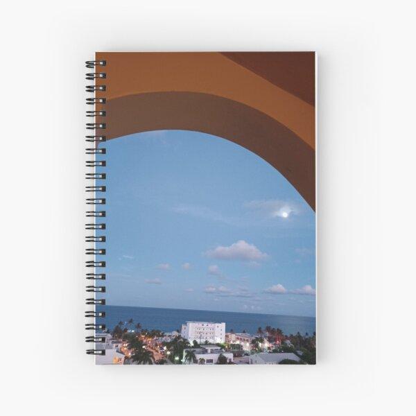 Daylighting Art Spiral Notebook