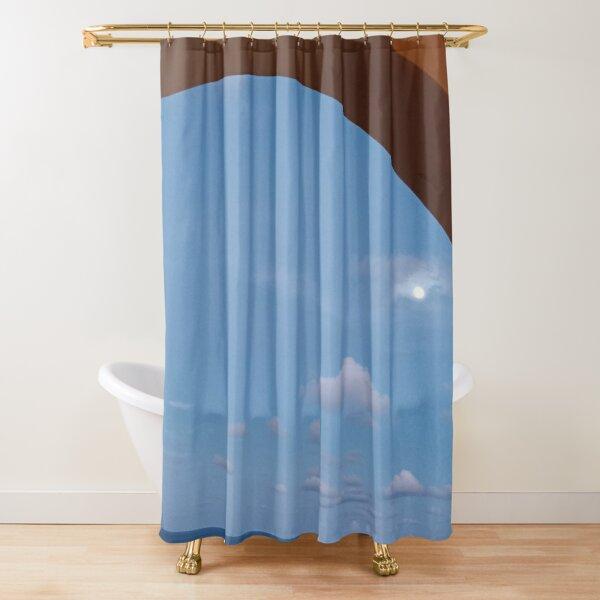Daylighting Art Shower Curtain