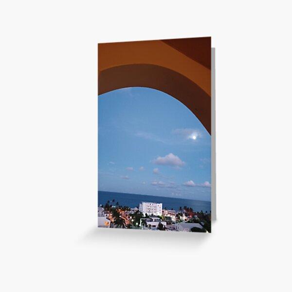 Daylighting Art Greeting Card