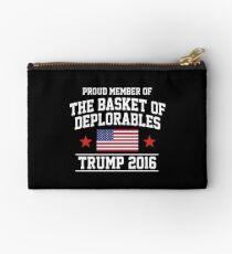 The Basket of Deplorables Studio Pouch