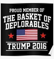 The Basket of Deplorables Poster