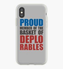 The Basket of Deplorables iPhone Case