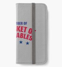 The Basket of Deplorables iPhone Wallet/Case/Skin