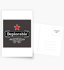 Deplorable Postcards