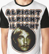 matthew mcconaughey Graphic T-Shirt