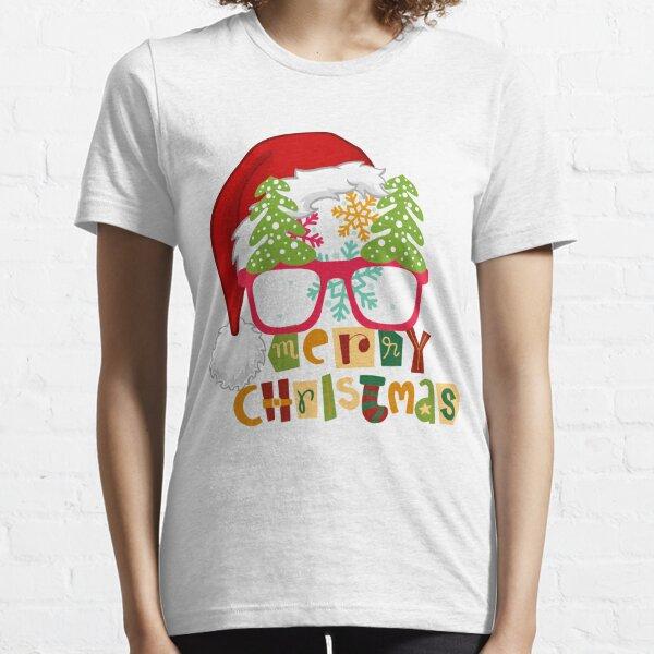santa sack suit , Merry christmas 2021 Essential T-Shirt