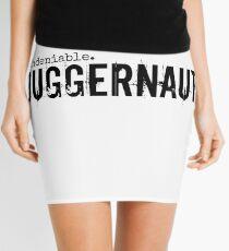 Minifalda Juggernaut innegable