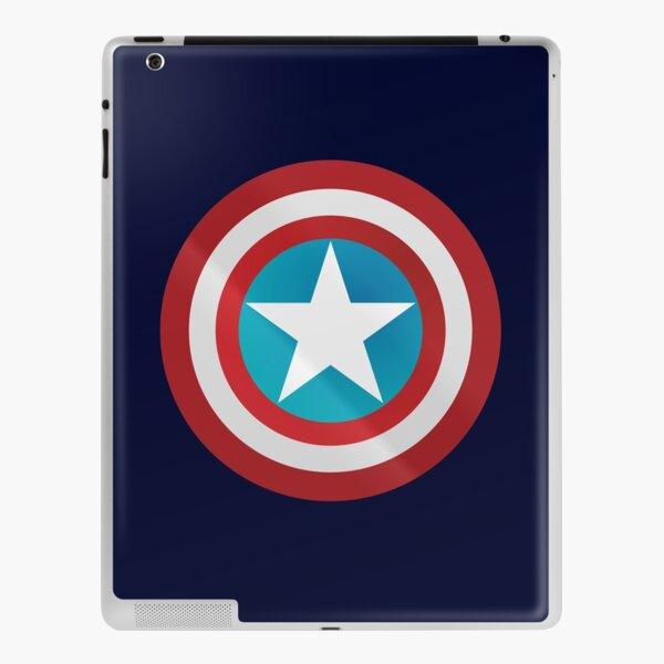 American Flag Shield iPad Skin