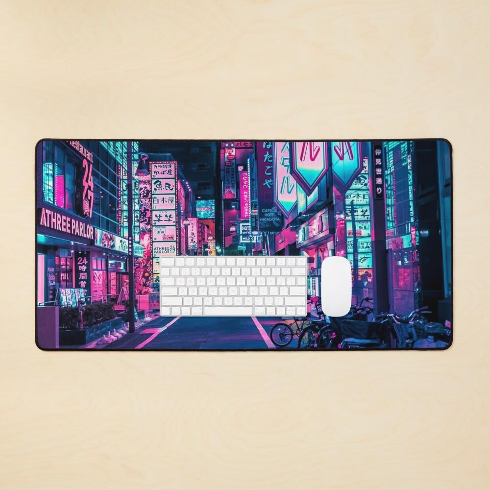 Tokyo - A Neon Wonderland  Mouse Pad