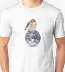 lightening bolt bird (bowie) T-Shirt