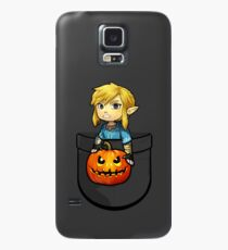 The Legend of Zelda Link Halloween Pumpkin Case/Skin for Samsung Galaxy