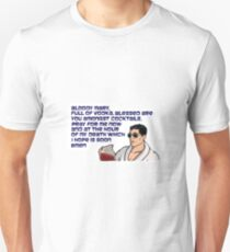 Hangover Prayer Unisex T-Shirt