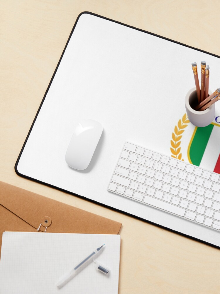 Alternate view of Como Italy Mouse Pad
