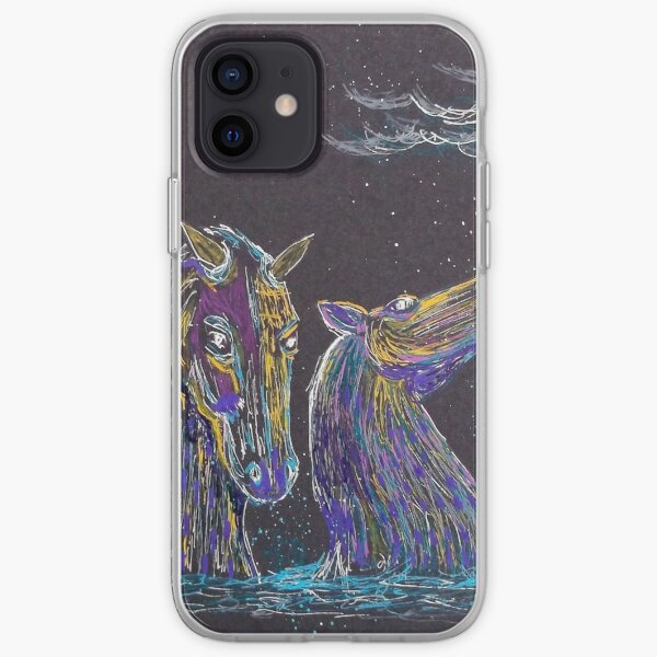The Kelpies iPhone Soft Case