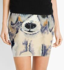Rock Star Mini Skirt