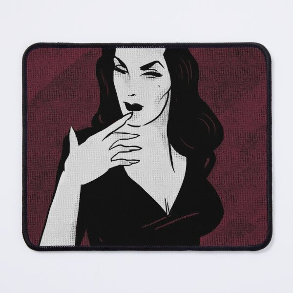 50's Vamp Mouse Pad