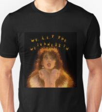 We let the weirdness in Unisex T-Shirt