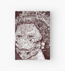The Reptilian Elite Hardcover Journal