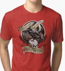 Camiseta de tejido mixto Reino torcido