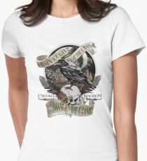 Crooked Kingdom Women's Fitted T-Shirt
