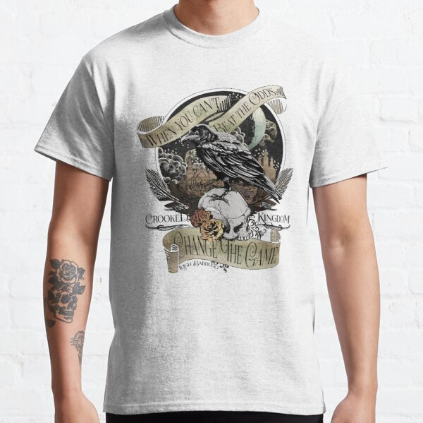 Gekrümmtes Königreich Classic T-Shirt