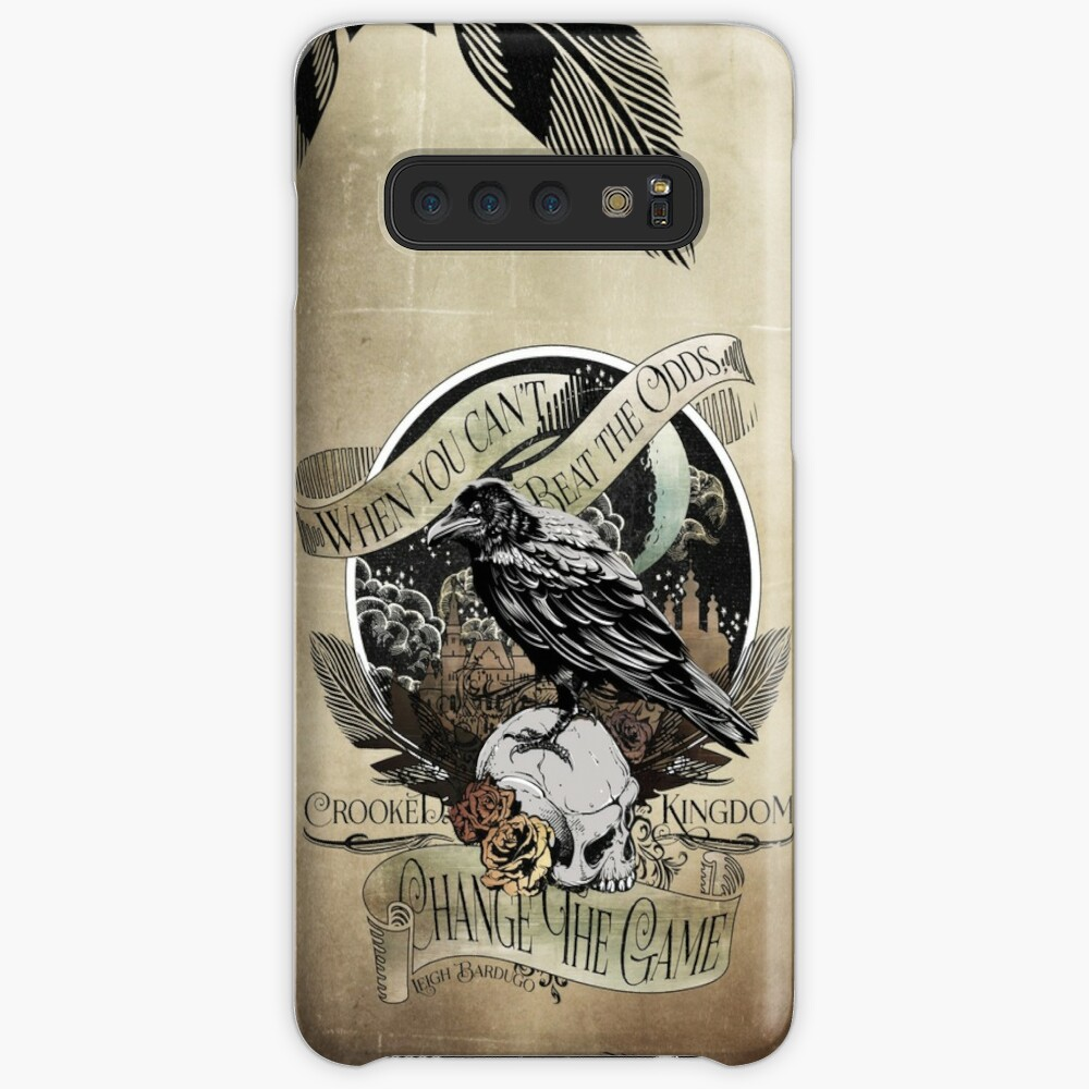 Crooked Kingdom Cases & Skins for Samsung Galaxy