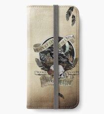 Crooked Kingdom iPhone Wallet/Case/Skin