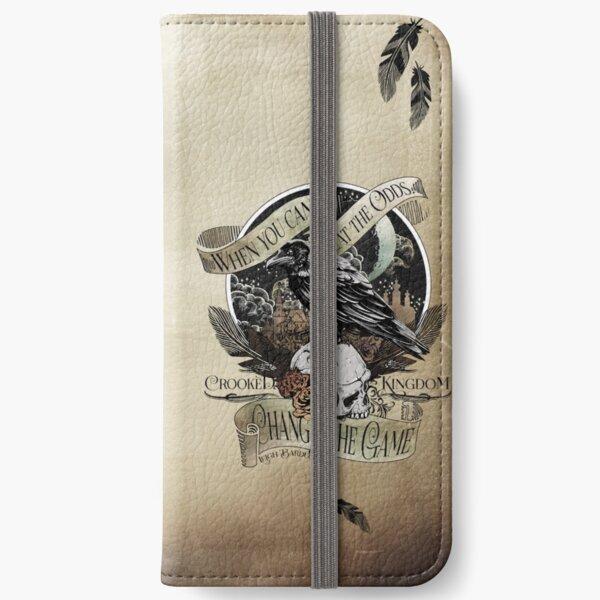Crooked Kingdom iPhone Wallet
