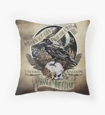 Crooked Kingdom Throw Pillow