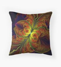 Crumpled Throw Pillow