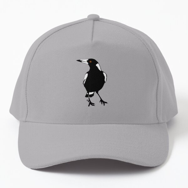 Australian Magpie Baseball Cap