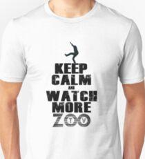 u2 keep calm ZooTv Unisex T-Shirt