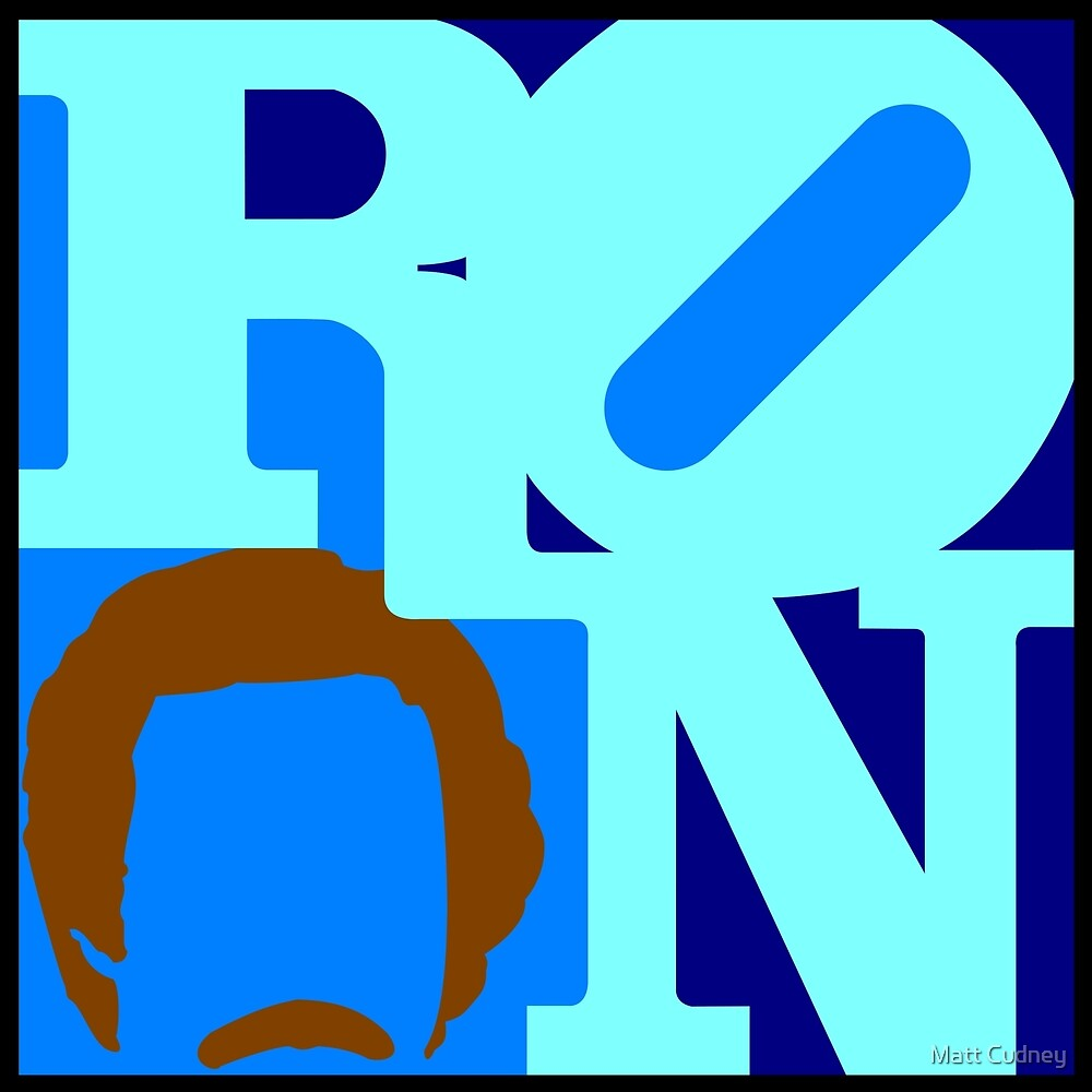 Ron Love by cudatron