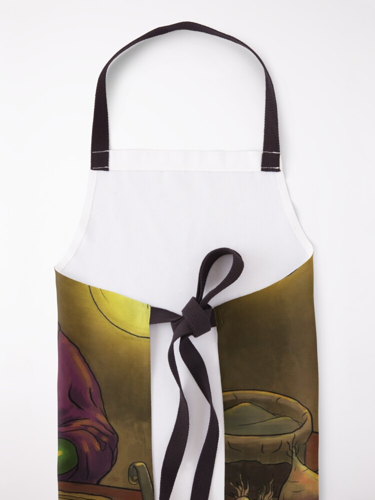 Alternate view of Frog Chef Apron