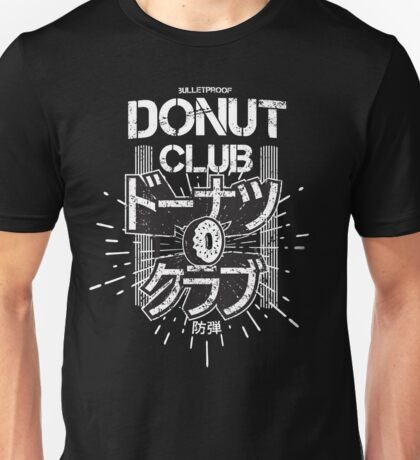 防弾ドーナツクラブ // Donut Club Unisex T-Shirt