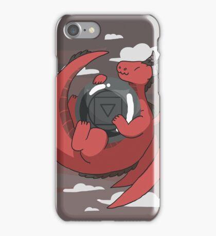 Hematite Dragon iPhone Case/Skin