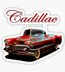 1954 Cadillac Series 62 Sticker