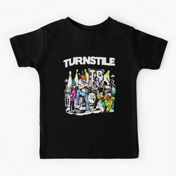 Turnstile band hadcore punk music Classic Kids T-Shirt
