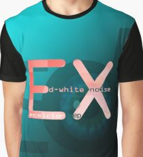 D-White Noise - Excelsior ep - Merch Graphic T-Shirt