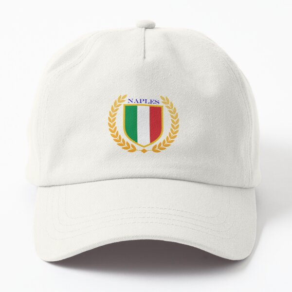Naples Italy Dad Hat