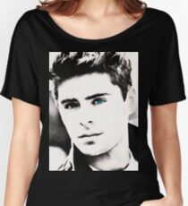 Zac Efron Women's Relaxed Fit T-Shirt