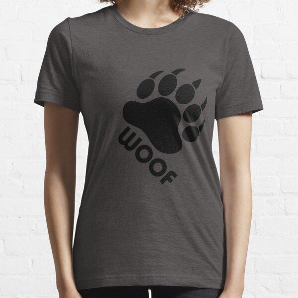 Bear Pride Bear Claw Woof Essential T-Shirt