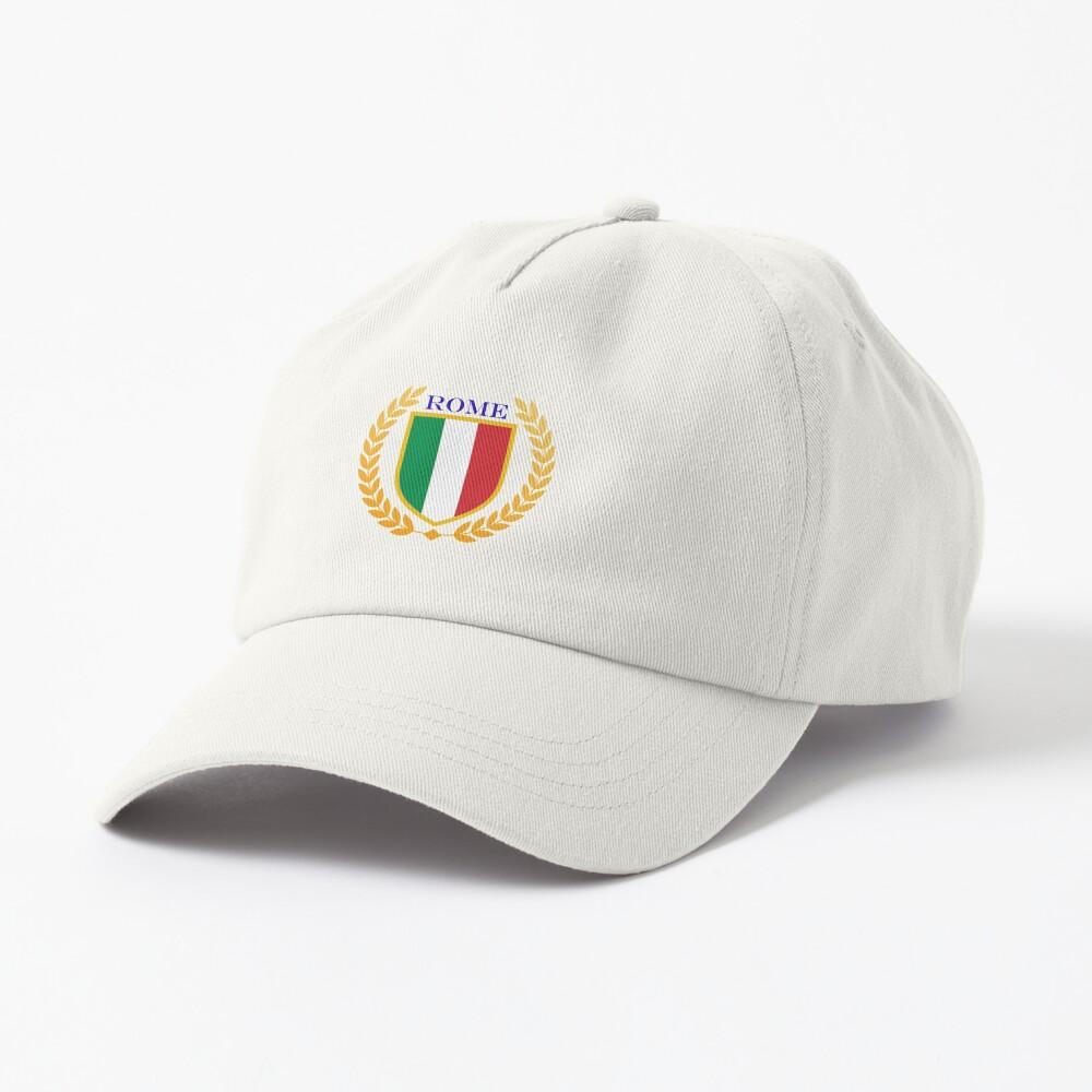 Rome Italy Cap