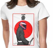 Ichiban - Jenson Button Womens Fitted T-Shirt