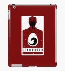 Xenomorph! iPad Case/Skin