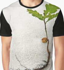FROM SMALL ACORNS MIGHTY OAKS GROW Graphic T-Shirt